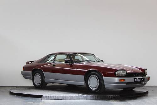1985 Jaguar XJS TWR Edition - 29K Miles - Automatic For Sale (picture 2 of 6)