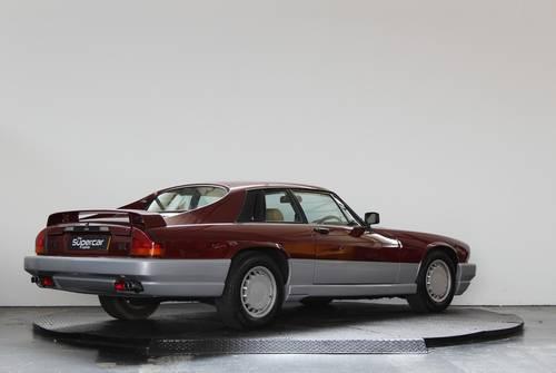 1985 Jaguar XJS TWR Edition - 29K Miles - Automatic For Sale (picture 3 of 6)