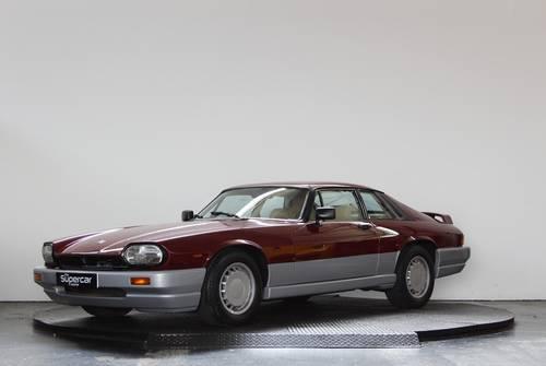 1985 Jaguar XJS TWR Edition - 29K Miles - Automatic For Sale (picture 5 of 6)