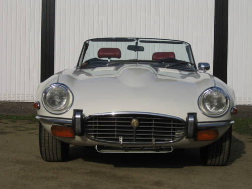 1972 E-Type V12 Open Two Seater, LHD For Sale (picture 2 of 6)