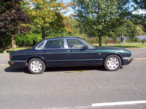 2000 JAGUAR SOVEREIGN V8 4.0 For Sale (picture 1 of 6)