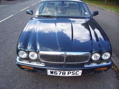 2000 JAGUAR SOVEREIGN V8 4.0 For Sale (picture 3 of 6)