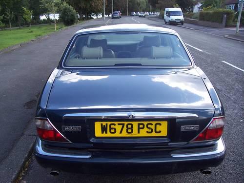 2000 JAGUAR SOVEREIGN V8 4.0 For Sale (picture 4 of 6)