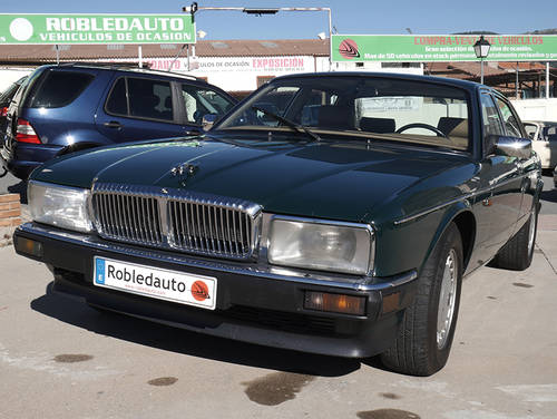 1991 Jaguar Daimler 4.0 For Sale (picture 1 of 6)