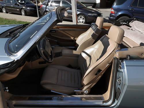 1990 Jaguar XJS Convertible 5.3 V12 For Sale (picture 4 of 6)