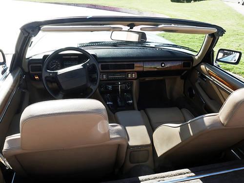 1990 Jaguar XJS Convertible 5.3 V12 For Sale (picture 5 of 6)