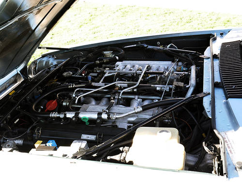 1990 Jaguar XJS Convertible 5.3 V12 For Sale (picture 6 of 6)