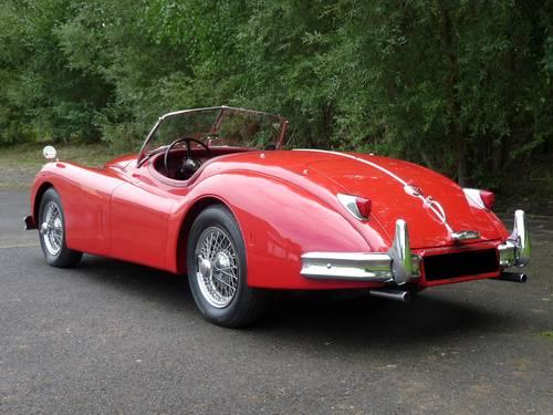 1956 Jaguar XK 140 SE For Sale (picture 2 of 6)