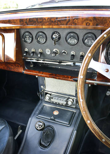 1965 Jagur MK.II 3.8 Manual O/D **SOLD** For Sale (picture 4 of 6)