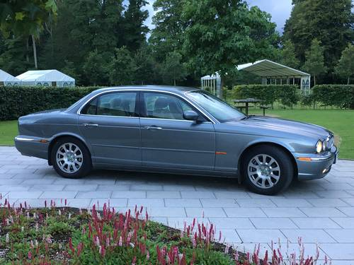 2004 Jaguar XJ6 3.O litre V6 Automatic Low Mileage For Sale (picture 1 of 6)