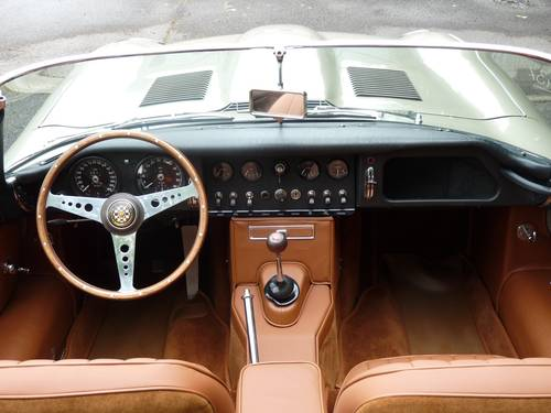 1966 Jaguar Type E serie I 4,2 L For Sale (picture 3 of 6)