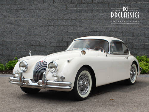 1959 Jaguar XK150 3.8 Fixed Head Coupe LHD SOLD (picture 1 of 6)