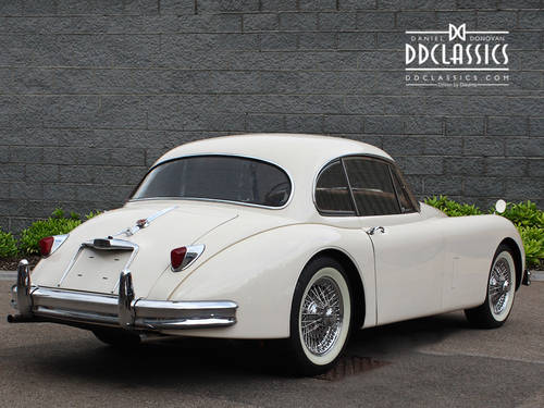 1959 Jaguar XK150 3.8 Fixed Head Coupe LHD SOLD (picture 2 of 6)