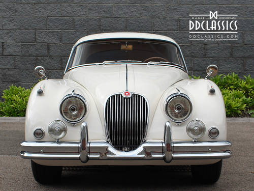 1959 Jaguar XK150 3.8 Fixed Head Coupe LHD SOLD (picture 3 of 6)