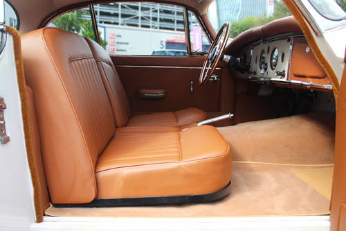 1959 Jaguar XK150 3.8 Fixed Head Coupe LHD SOLD (picture 5 of 6)