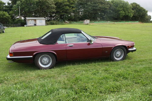 1989 XJS convertible For Sale (picture 2 of 5)