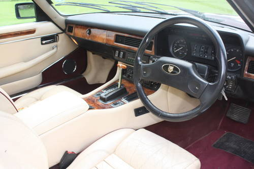 1989 XJS convertible For Sale (picture 3 of 5)