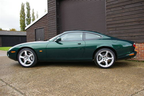 2003 Jaguar XKR 4.2 V8 Coupe Automatic (44,392 miles) SOLD (picture 1 of 6)