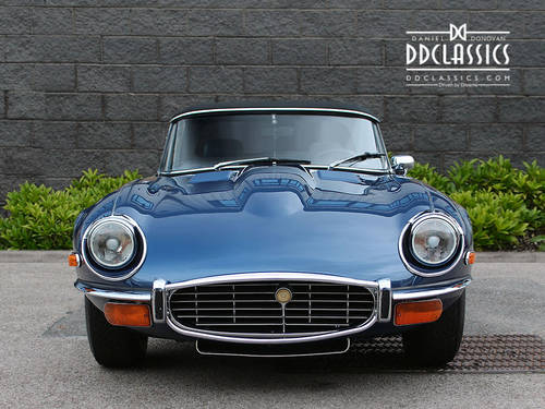 1972 Jaguar E-Type Series III V12 Roadster LHD SOLD (picture 3 of 6)