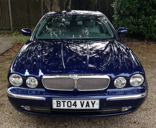 2004 Jaguar XJ8 3.5SE. 77000 Mls. FSH. Immaculate. For Sale (picture 1 of 6)