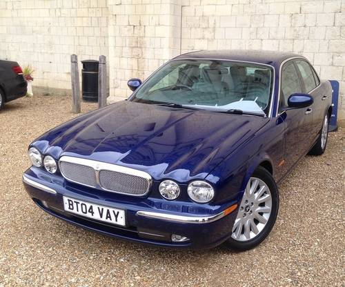 2004 Jaguar XJ8 3.5SE. 77000 Mls. FSH. Immaculate. For Sale (picture 2 of 6)
