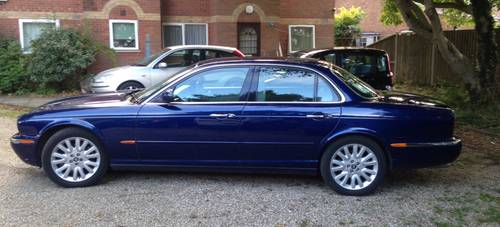 2004 Jaguar XJ8 3.5SE. 77000 Mls. FSH. Immaculate. For Sale (picture 3 of 6)
