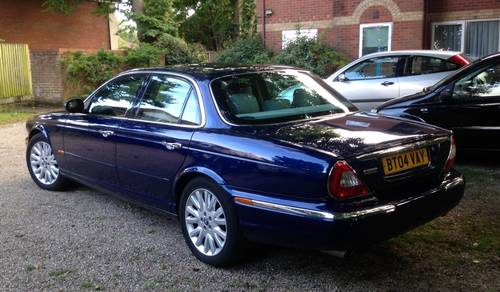 2004 Jaguar XJ8 3.5SE. 77000 Mls. FSH. Immaculate. For Sale (picture 5 of 6)