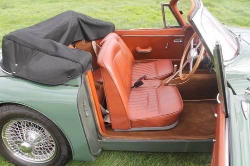 1959 Jaguar XK150 DHC 3.8 litre For Sale (picture 4 of 6)
