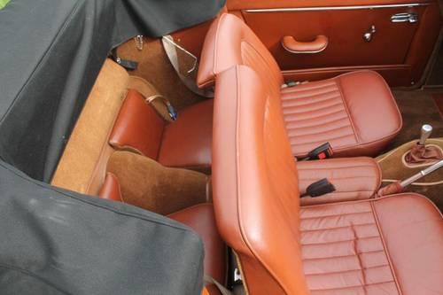 1959 Jaguar XK150 DHC 3.8 litre For Sale (picture 5 of 6)