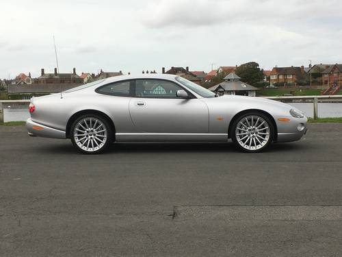 2005 JAGUAR XK8 4.2 COUPE JUST 70,000 MILES For Sale (picture 2 of 6)