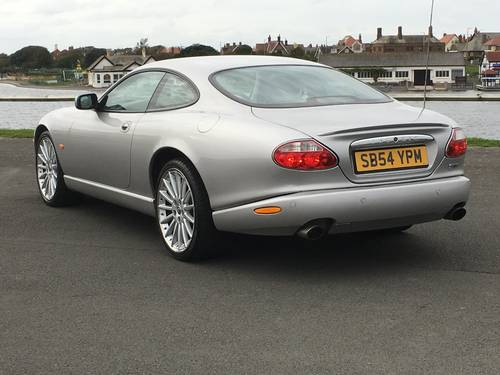 2005 JAGUAR XK8 4.2 COUPE JUST 70,000 MILES For Sale (picture 3 of 6)