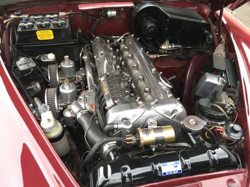 1963 JAGUAR MK2 3.4 SOLD (picture 5 of 6)