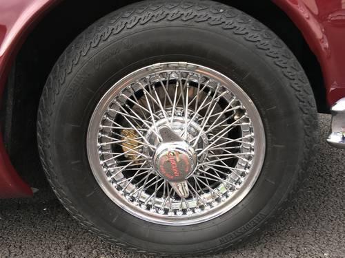 1963 JAGUAR MK2 3.4 SOLD (picture 6 of 6)