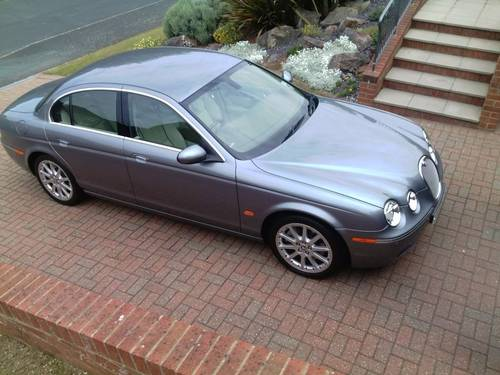 2007 Jaguar s-type s.e  ultra low 7071 genuine miles For Sale (picture 3 of 6)