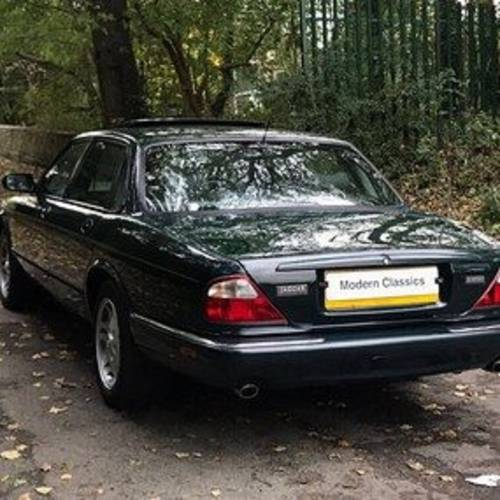Jaguar Sport: 1999 JAGUAR XJ-SPORT AUTO V8 3.2 X308 1 Former + 71K + BRG