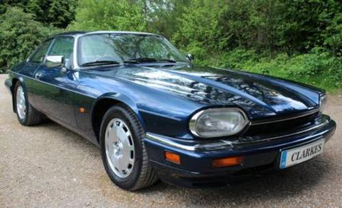1995 XJS Celebration Coupe 4.0 For Sale (picture 1 of 1)