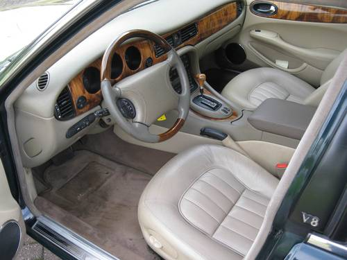 1999 Jaguar XJ 3.2 V8 Executive € 9.900 For Sale (picture 5 of 6)