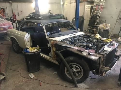1978 Daimler V12 Coupe, full strip down and refinish, see photos  For Sale (picture 1 of 6)