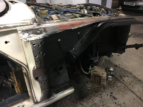 1978 Daimler V12 Coupe, full strip down and refinish, see photos  For Sale (picture 5 of 6)