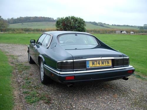 Jaguar XJS Celebration 4.0 1995 £6k+ Spent Low Ownership BRG SOLD (picture 2 of 6)