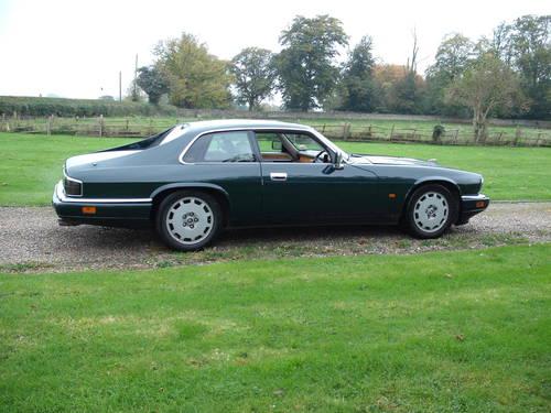 Jaguar XJS Celebration 4.0 1995 £6k+ Spent Low Ownership BRG SOLD (picture 5 of 6)
