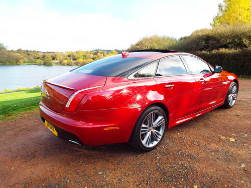 2015 Jaguar XJ 300R Sport - very low miles 2016 model For Sale (picture 3 of 6)