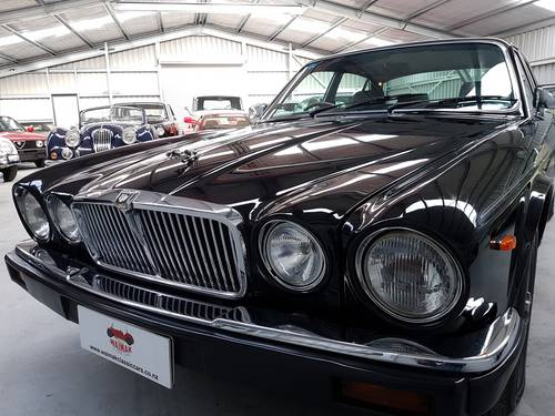 1985 Jaguar Is The Legend In Your Lifetime! SOLD (picture 1 of 6)