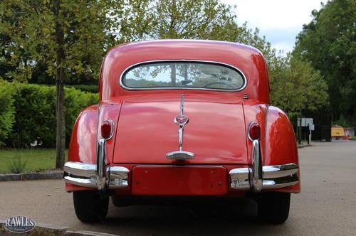 1956 Jaguar XK140 FHC   50,000 original miles, original RHD car. SOLD (picture 4 of 6)
