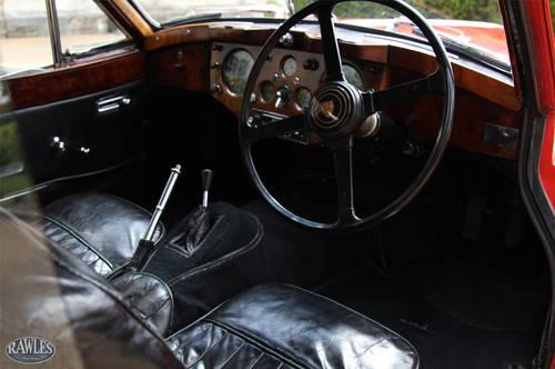 1956 Jaguar XK140 FHC   50,000 original miles, original RHD car. SOLD (picture 5 of 6)