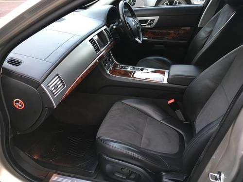 2011 61 JAGUAR XF 2.2 D SE SALOON AUTO 190 BHP SOLD (picture 6 of 6)