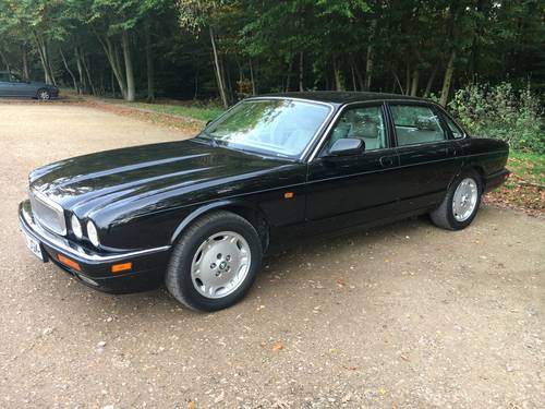1997 Jaguar XJ6 Executive 66k with FMDSH Immaculate Condition For Sale (picture 1 of 6)