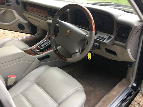 1997 Jaguar XJ6 Executive 66k with FMDSH Immaculate Condition For Sale (picture 6 of 6)