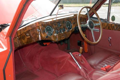 1955 JAGUAR XK 140 FHC SOLD (picture 4 of 5)
