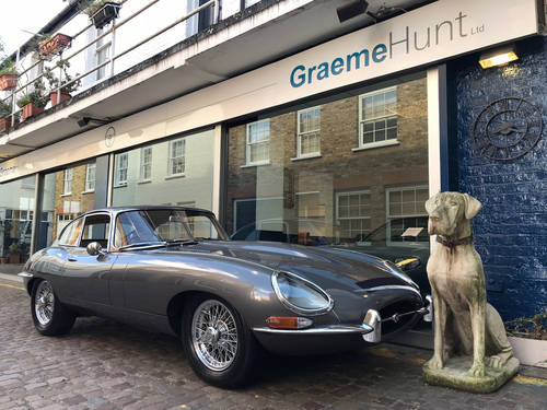1965 Jaguar E Type 4.2 FHC - fully restored SOLD (picture 1 of 6)